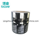 El papel de aluminio de estériles de Alcohol isopropílico al 70% Hisopo Prep.