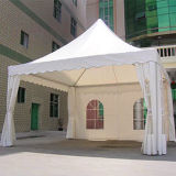 Gazebo ao ar livre de 5X5m, barraca Wedding do Pagoda usada para a venda