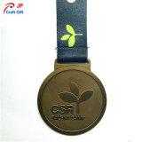 Подгонянное медаль металла сувенира сплава цинка