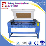 Heiße Verkaufs-hohe Präzisions-Plexiglas-Gewebe CO2 Laser-Ausschnitt-Maschine