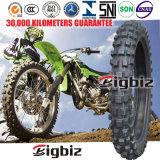 Neumático del mismo tamaño aprobado de la motocicleta del PUNTO