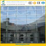 12мм Увеличенный Закаленное слоистое стекло Low-Iron