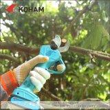 Cesoie di potatura dell'uva elettrica ad alta velocità della batteria di litio