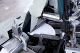 Copo de papel do cone que faz a máquina para o gelado