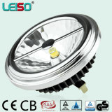 75W Halogen Replacement 2700k will 90ra LED AR111 From Leiso LED