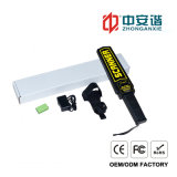 고 영향도 ABS High Precision는 Rechargeable Battery를 가진 Metal Detector를 손 붙들었다