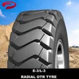 道のタイヤ、産業フォークリフトの (OTR)タイヤ、車輪のローダーまたはブルドーザーまたはグレーダーのタイヤ23.5-25 23.5r25を離れた放射状のものかバイアス