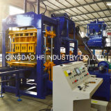 Qt6-15 Uganda hohler Betonstein, der Maschinen herstellt