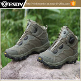 Green Color Military Caterpillar hose system Rapid Reaction Tactical Assault Boots