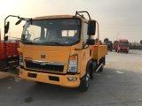 최신 판매하십시오 HOWO 4X2 110PS 가벼운 화물 트럭 (ZZ1047D3414C145)를