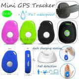 IP66 imperméabilisent le traqueur portatif personnel/enfant/animal familier GPS avec SOS EV-07