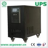 UPS en línea 10kVA del voltaje de entrada de información de la alta calidad 220V