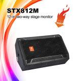 "Stx812m 12 "" 직업적인 단계 스피커 상자"