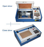 Máquina de gravura do laser Jl-K3020 com Ce da manufatura de China