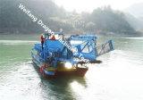 Grande capacidade de barco de salvamento de lixo