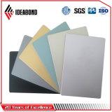 ISO e a SGS Ideabond titulados Nano Painel Composto de alumínio de Autolimpeza PAÍSES ACP