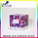 Caixa de presente de papel rígida quadrada do OEM da alta qualidade