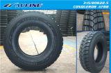 China superventas todo el neumático 285/75r24.5 11r22.5 11r24.5 385 65r22.5 315 80r22.5 295/75r22.5 de la polimerización en cadena de las clases TBR