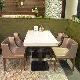 Tabella pranzante di legno e presidenza usate per il ristorante e l'hotel (SP-CS105)