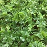 훈장을 정원사 노릇을 하는 본사 상점을%s 40X60cm 수직 정원 녹색 벽 인공적인 경엽