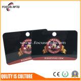 ISOビジネスのためのサイズによって印刷されるPVCプラスチックカードか会員または昇進またはギフトまたは忠誠