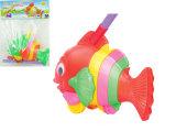 プラスチックおもちゃの赤ん坊のプッシュプルおもちゃ(H0940525)