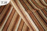 Tissu Shinning de piste de Chenille pour les meubles (FTH31416)