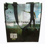 По конкурентоспособной цене рекламы ламинированные PP нетканого материала магазинов сумки