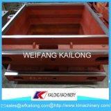 Alta riga di modanatura di produzione staffa di fonderia utilizzata per la fonderia