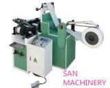 Máquina cortadora de papel cuadrado tipo jaula de rodadura