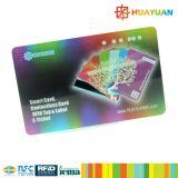 충절 시스템을%s Varaible 데이터 printing NFC NTAG213 충절 카드