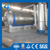 Clinica Waste Pyrolysis Plant a Fuel Oil