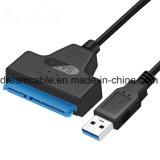USB 3.0 pour câble adaptateur SATA 22broche 20cm