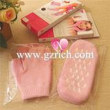 Внимательность ноги оборудует носки геля СПЫ обработки кожи Moisturizing