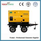 10kw gerador diesel de Reboque móvel eléctrico
