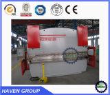 Máquina de dobra hidráulica da placa de aço do CNC WC67Y-100/4000 com certificado do GV