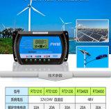 énergie solaire de 12V/24V 20A/contrôleur de panneau avec le prix Rtd-20A de promotion d'usine