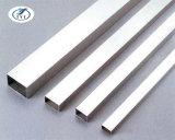 Tube carré de l'approvisionnement professionnels GI/par tonne de tuyaux en acier