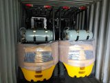 Грузоподъемник LPG 4.0 тонн с двигателем GM