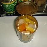 425g de conservas de frutas coquetel no xarope de Luz