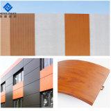 Bobina di alluminio/strato del grano di legno per il materiale della decorazione del prodotto metallifero