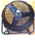 SAA Electric Pedestal Fan met Wheels