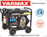 Début électrique portatif réglé Ym7500eaw de groupe électrogène de Genset de Soudure-Générateur de Yarmax 3.5kw 3.7kw