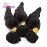 Верхний класс 100% бразильского Virgin Реми волос