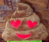 Almohadilla Shaped de Emoji de la felpa del impulso