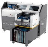 450 Books/H 58mm 고도 디지털 Softcover 주름잡고는 및 최신 용해 접착제 종이 표지 책 의무 기계