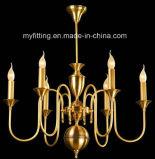 Astmb135 C27000 en el tubo de latón araña de bronce y linternas