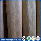 Folheado de madeira Recon da face do Poplar branco de Garde AAA do Manufactory da fábrica