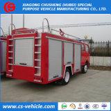 아주 새로운 Isuzu 오두막 4X2 비상사태 화재 구조는 10, 판매에 000liters를 나른다
