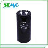 Capacitor de alta tensão 2200UF 450V do ventilador do capacitor